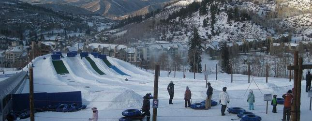 Tubing in Colorado