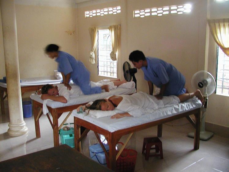 Blind masseuse 2