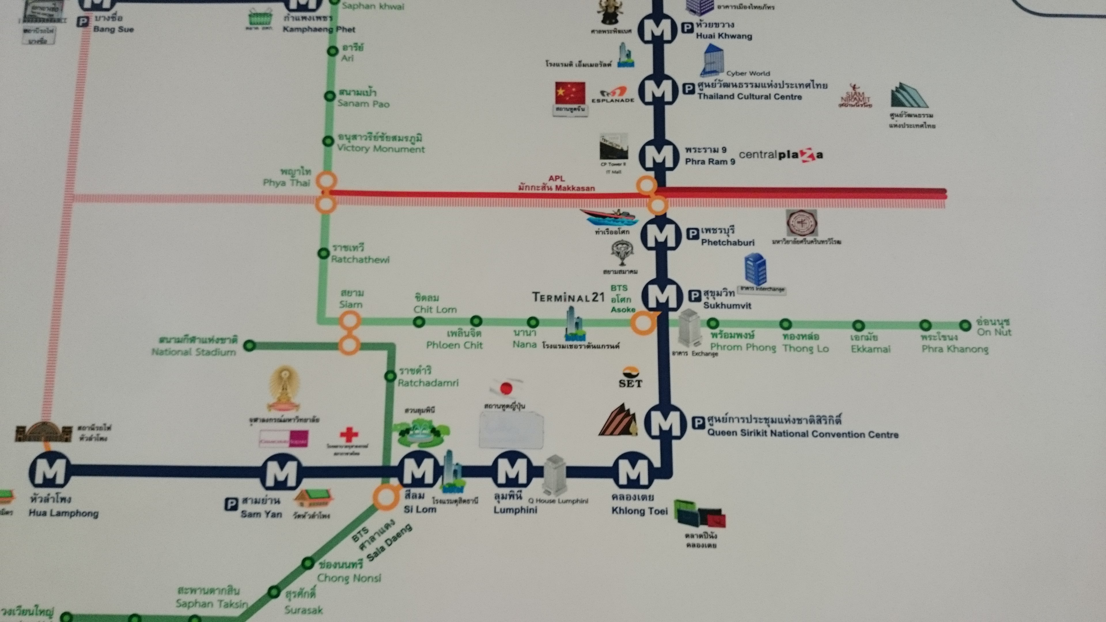 December 2014 Bangkok to Pattaya via Public Transport Money Travel